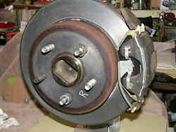 1965-1973 Ford Mustang+ Rear Disc Brake Conversion Adapting Parts 9 8 Spacers