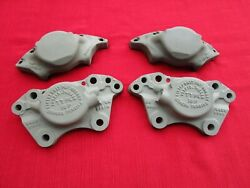 Pair Front Brake Calipers Type 16p Sunbeam Alpine And Tiger Parts Or Restoration