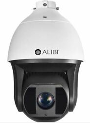 Alibi 2 Megapixel Full-hd 25x Zoom 656and039 Ir Wdr Day/night Outdoor Ptz Dome Ip Cam