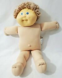 1978-1982 Cabbage Patch Kid Doll Appalachian Collectible Blonde Hair - Clean