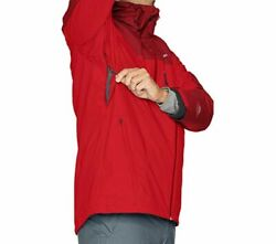 Columbia Mens Big Whirlibird Interchange Jacket Mountain Red/jester Red 3x