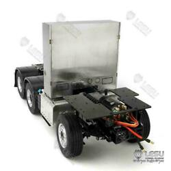 Lesu Model 66 Metal Chassis For 1/14 Tamiya 56352 Benz 3363 Rc Tractor Truck
