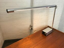 Iconic Gerard Abramowitz Desk Lamp By Best And Lloyd Rare True Vintage