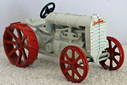 Fordson Tractor Die Cast 3617 Functional Toy Vintage Collectable