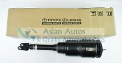 Lexus Ls460 09-13 Cylinder Assembly Pneumatic Front Left With Shock Absorber