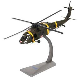 1 72 Metal UN 60 Black Hawk Helicopter Green Static Military Aircraft Gift Model