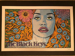 The Black Keys Poster Chase San Francisco Sf 2019 Chuck Sperry 2019