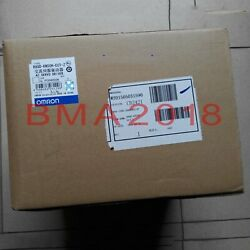 1pc New In Box Omron Servo Drive R88d-kn50h-ect-z 1 Year Warranty Fast Delivery