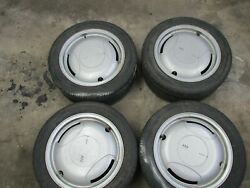 Jjd Twin Tyres, Rare, Speedline Italy Mercedes Fitment Most 70's-90's Cars