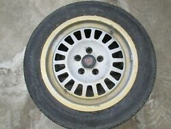 Jjd Twin Tyres 5x112mm Mercedes Rare Made In France By Serta.