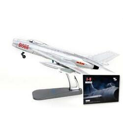1 72 Metal Chinese J6 Fighter Aircraft Gift Static Plane Model Collection Toy
