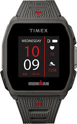 Timex Ironman R300 Gps Smartwatch With Silicone Strap