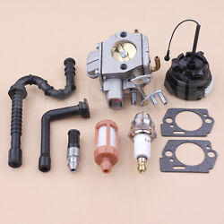 Carburetor Kit For Stihl 029 Ms290 Ms310 Ms390 039 Chainsaw Hd-18 Walbro Carb