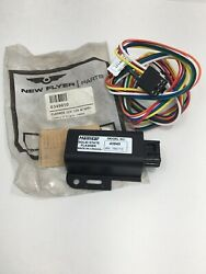 Hamsar/new Flyer 12v 15a Solid State Turn Signal Flasher 43045 6349630 Nos