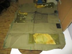 Tarp With Window Land Rover Series Ii And Iii 88 Pick Up 331372ag