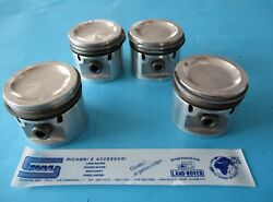 Set 8 Pistons Increased 0.20 Land Rover Discovery I Range Rover I 3.5 Rtc218620