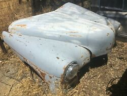 Mopar 1950 Plymouth Special Deluxe Driver Side Fender
