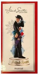 ♫ Frank Sinatra Have Yourself A Merry Little Christmas Ornament Carlton♫