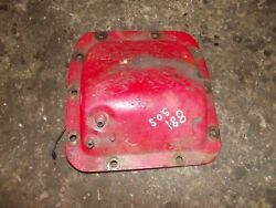 Ford 881 800 Series Sos Tractor Transmission Housing Cover