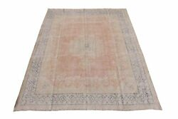 Energetic Collection Hand-knotted Rug 9 X 12 Neutral Antiqued Rug