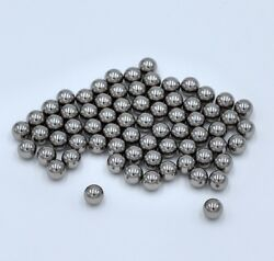 5/16and039and039 7.938mm Aisi 304 Stainless Steel Bearing Balls Grade 100 Wholesale
