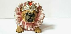 Zelda Wisdom quot;When you#x27;re the Queen...You can do anything Bulldog Sculpture