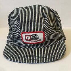 Vintage Railroad Conductors Hat Trade In Trains Power Tools Snapback Usa