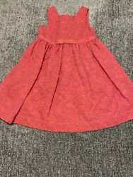 Janie And Jack Toddler Dress Size 2t