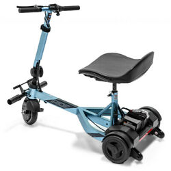 New Iride Pride 3-wheel Light Mobility Scooter-free Phone Holder