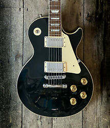 1993 Gibson Black Les Paul Standard Includes Gibson Hard Shell Case