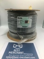 Never Used / Belden / 8164.00152 / 4 Pair Multipair Cable 0.23mm, Chrome 152m