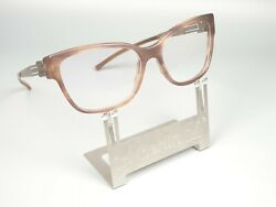 Ic Berlin Glasses Mod Hyperfine Structure Bronze Cat-eye Frame Marble Patterned