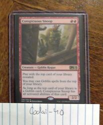 M21 Conspicuous Snoop Mtg Magic The Gathering Nm/m Pack Fresh In Hand