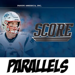 2019 2020 Nfl Score Football Cards Parallels Pick A Player