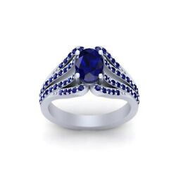 Droid Robot R2d2 Inspired Engagement Ring For Womens White Gold Wedding Jewelry