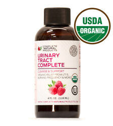 Urinary Tract Complete - Organic Liquid Bladder Uti Infection Remedy