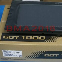 1pc New In Box Mitsubishi Display Gt1175-vnba-c 1 Year Warranty Fast Delivery