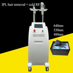 Radio Frequency Lifting Ipl Intense Pulsed Light Rf Elight Hair Removal Machine