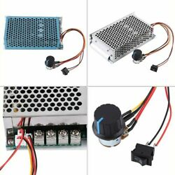 Programable Reversible Dc Motor Speed Controller Pwm Control 10-50v 100a 3000w