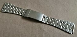 Zenith Rare Gay Freres Steel Bracelet Band Ends Zq Mm 22 For A277 Newoldstock