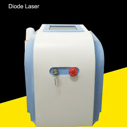 Portable 808nm Diode Laser Professional Permanent Hair Removal Equipment