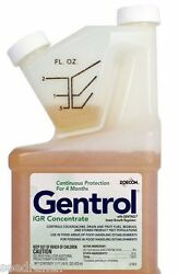 Gentrol Igr Concentrate Insect Growth Regulator Roaches Bed Bugs - 1 Pint