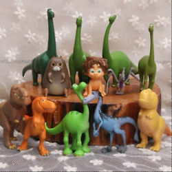 The Good Dinosaur Kids Toy Doll Gift Budda 12 PCS Action Figure Spot Movie $8.99