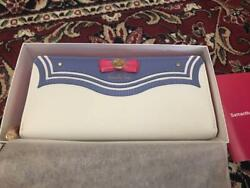 Sailor Moon Samantha Collaboration Limited Wallet New Limited Edition Genuine