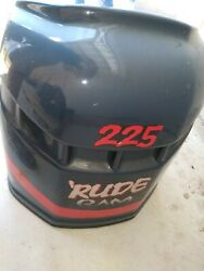 Ip2324 Evinrude Ficht Ram 3.3l 225-250hp Blue Engine Cover Cowling