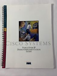 Cisco System Voice Over Ip Design Implementation Guide 1988
