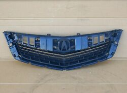 2009 - 2010 Oem Acura Tsx Grill Base Grille 71121tl2a0 Sub Grill