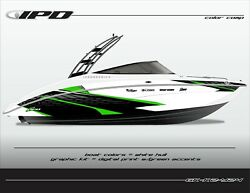 Ipd K2 Design Graphic Kit For Yamaha 242 Limited, Sx240, Ar240