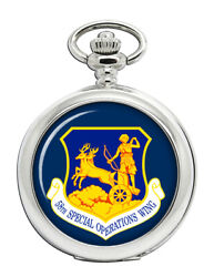 58th Special Operations Wing Usaf Pocket Watch