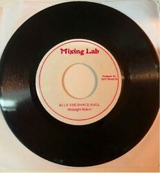 Used Mixing Lab Record Rule In The Dance Hall Midnight Riders 7-Inches Reggae